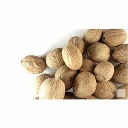 Dry Nutmeg, Myristica Fragrans