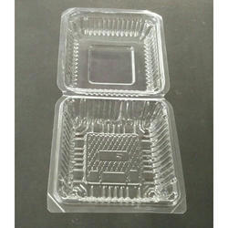 Disposable Plastic Burger Box