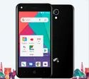 Micromax Bharat Go Phone, Screen Size: 4.5 Inches, Memory Size: 8gb