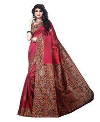 Bhagalpuri Silk Saree