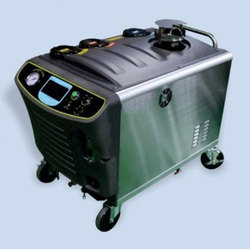 Double Hose Steam Jet Car Wash Machine