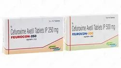 FEUROCON-250/500 (Cefuroxime Axetil Tablets )