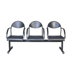3 Person Visitors Chairs