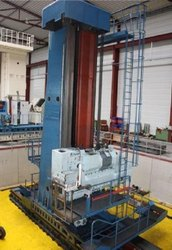 Floor Boring Machine 80 Mm To 250 Mm Spindle Capacity Reconditioning And Servicing