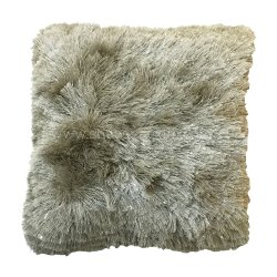 Natural Fur Cushion Cover