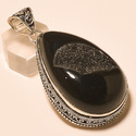 Vintage Fashionable Design Sliver Pendant For Women