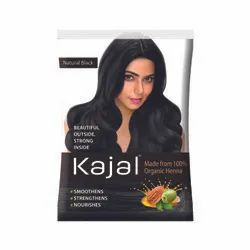 Kajal Black Henna Powder 120gm