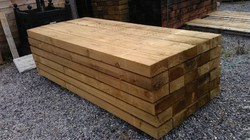 Wooden Sleeper At Best Price In India