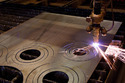 Galvanized Sheet Cutting Services