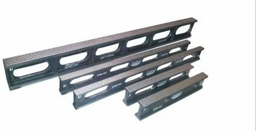 Cast Iron Straight Edges - View Specifications & Details of