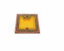 Square Pooja Plate