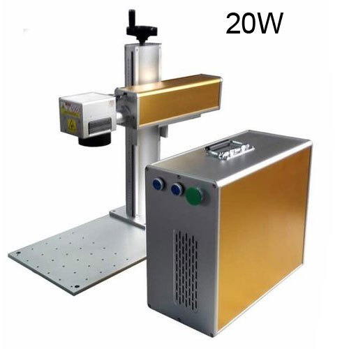 20W Portable Fiber Laser Marking Machine