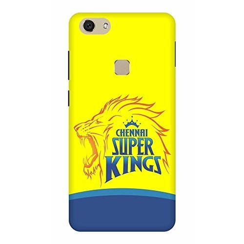 Csk Logo Mobile Back Cover