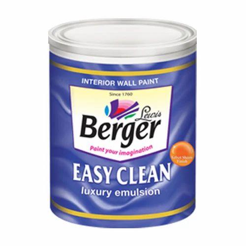 Berger Easy Clean Emulsion Paints