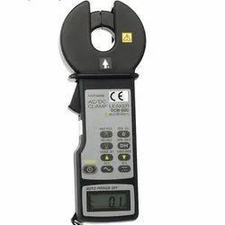 Motwane DCM600 Count AC/DC Leakage Clamp Meter