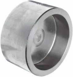 Stainless Steel Socket Weld Cap Bushing Fitting 316