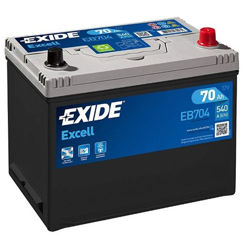 Exide Excell Automotive Battery