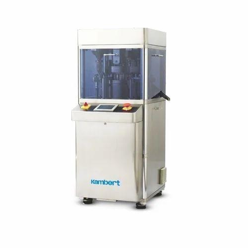 Kambert Expert 1-9D 850 Kg Bi-layer Tablet Press
