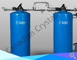 Stainless steel Demineralized Water Plant