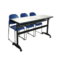 M J Engineering Rectangular Seminar And Training Room Tables