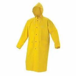 Yellow Rain Coats