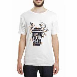 Dtaar Expresso Yourself Men T Shirt