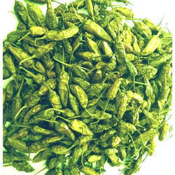 1 kg Dehydrated Green Chillies, Packaging: Plastic Bag