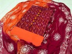 Cotton Dress Materiel