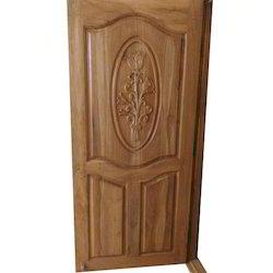 neem wood door