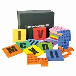 Roman Number Kit - Pre Primary kit