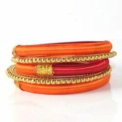 Handcraft Indian Silk Thread Bangle