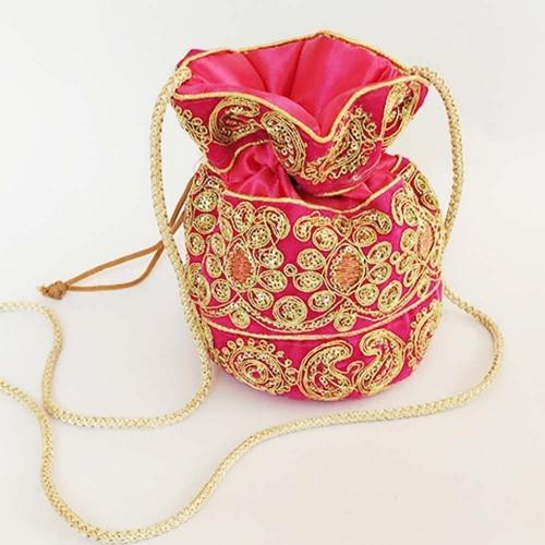 Ladies gift packing potli bag at rs 190 piece potli bags id ladies gift packing potli bag negle Image collections