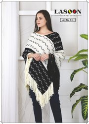 P-212 Ladies Woolen Stole