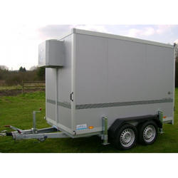 Four Wheels Mobile Chillers