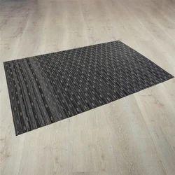 长方形新设计师纹理地毯收藏2018年