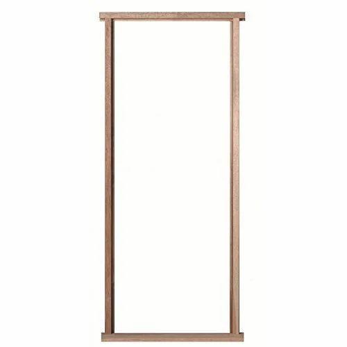 PVC Door Frame at Rs 55 /square feet | Polyvinyl Chloride Door Frame ...