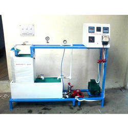 Reciprocating Single Stage Pump Test Rig(BABIR-RSSPTR01)