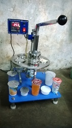 Manual Operate Cup Sealing