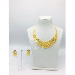 Engagement Short Necklace Set
