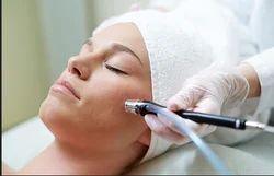 Microdermabrasion Face Polishing