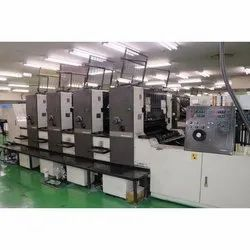 Mutubushi 2f..4 Colour Offset Printing Machines