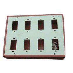 PVC Electrical Board, Finishing Type: Glass Finish, 8
