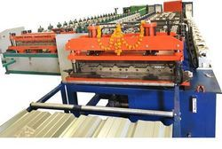 Hi Rib Profile Roll Forming Machine