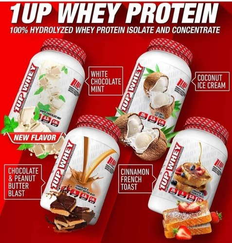 1UP WHEY PROTEIN