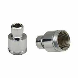 CAUVERY Brass Washing Machine Nozzle With Aerator Thread