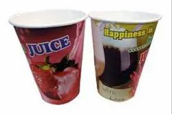 300ml Disposable Juice Paper Cup, Capacity: 300 ml