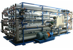 Reverse Osmosis Technology Based Plant