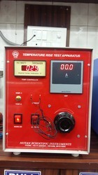 Temperature Rise Test Apparatus