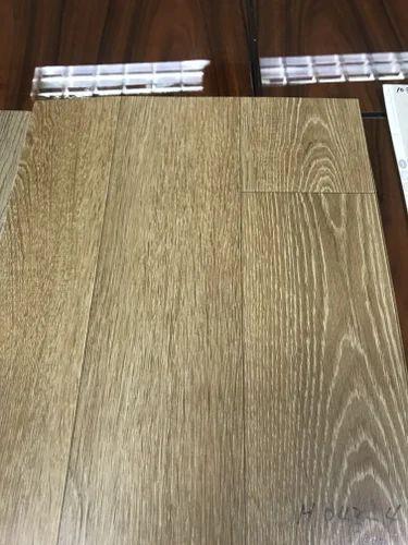 Bekannt PVC Brown Cushion Vinyl Flooring, Rs 30 /square feet, Hari Ram CI02