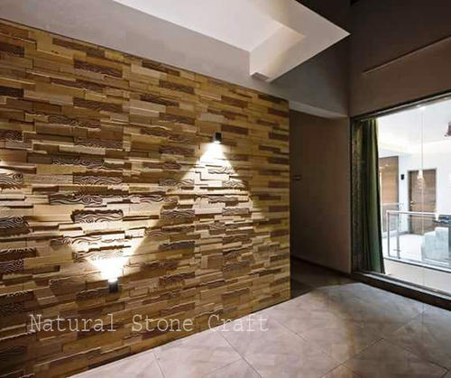 Stacking Stone Natural Wall Tile Thickness 15 20 Mm Rs
